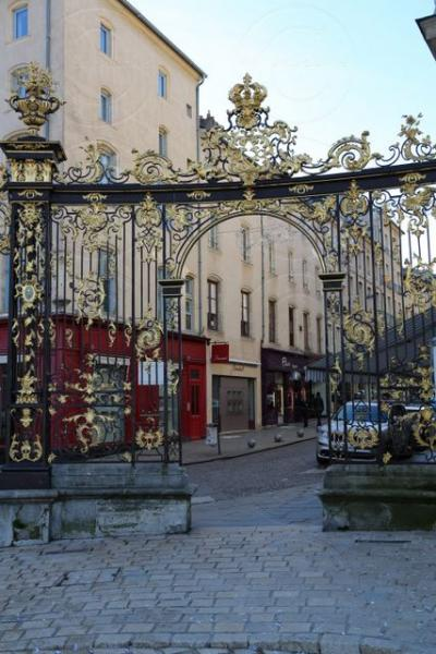 54 - Nancy, Place Stanislas